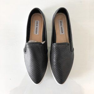 NWT Steve Madden Black Virgoo Shoes